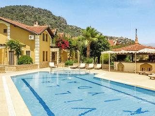 Hotel Villa Kiydan - Türkei - Dalyan - Dalaman - Fethiye - Ölüdeniz - Kas