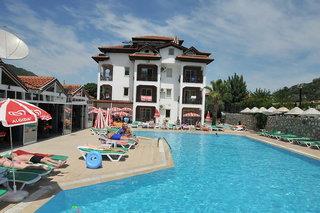 Hotel Ekinci Palace - Türkei - Marmaris & Icmeler & Datca