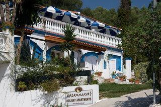 Hotel Andromaches - Griechenland - Korfu & Paxi