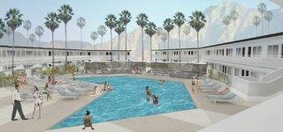 Hotel Travelodge Palm Springs