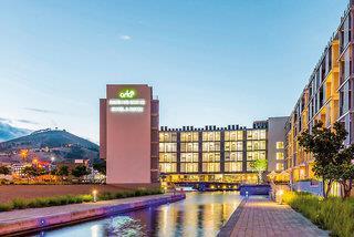 Hotel Harbour Bridge - Südafrika - Südafrika: Western Cape (Kapstadt)