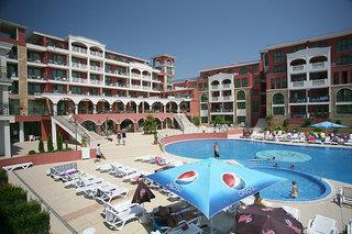 Hotel St.George Palace Resort & Spa - Bulgarien - Bulgarien: Sonnenstrand / Burgas / Nessebar