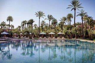 Hotel Royal Mansour - Marokko - Marokko - Marrakesch