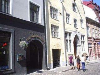 Hotel Old Town Maestro's - Estland - Estland