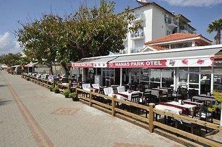 Hotel Manas Park Calis - Türkei - Dalyan - Dalaman - Fethiye - Ölüdeniz - Kas