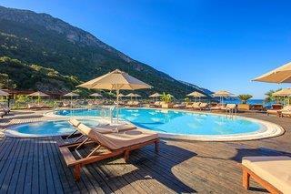 Hotel Manas Park Ölüdeniz - Türkei - Dalyan - Dalaman - Fethiye - Ölüdeniz - Kas