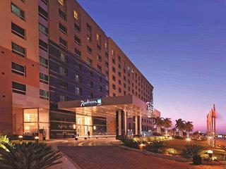 Radisson Blu Hotel Cairo Heliopolis - Ägypten - Kairo & Gizeh & Memphis & Ismailia