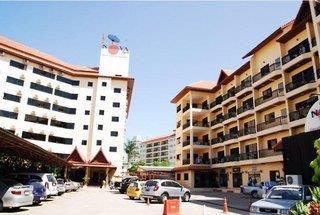Hotel Nova Park Apartments - Thailand - Thailand: Südosten (Pattaya, Jomtien)