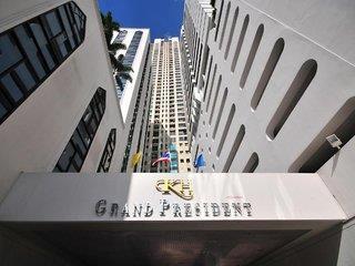 Hotel Grand President - Thailand - Thailand: Bangkok & Umgebung