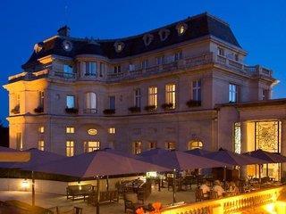 Tiara Chateau Hotel Mont Royal Chantilly - Frankreich - Normandie & Picardie & Nord-Pas-de-Calais
