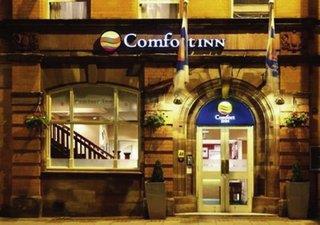 Hotel Comfort Inn Birmingham - Großbritannien & Nordirland - Mittel- & Nordengland