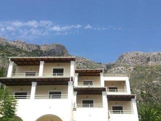 Hotel Captain's Apartments Barbati - Barbati - Griechenland