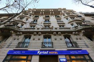 Hotel Kyriad Paris 18 - Porte de Clignancourt - Montmartre - Frankreich - Paris & Umgebung