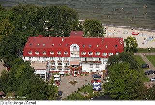 Hotel Jantar Rewal - Polen - Polen