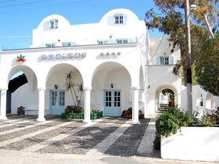 Hotel Drossos - Griechenland - Santorin