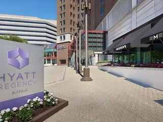 Hotel Hyatt Regency Buffalo - USA - New York