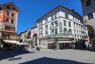 Wilden Mann Luzern Romantik Hotel - Schweiz - Luzern & Aargau
