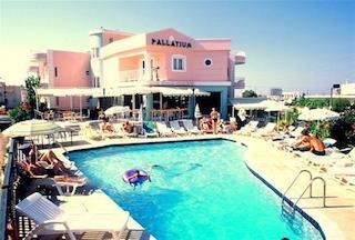 Hotel Pallatium Apartments - Griechenland - Kreta