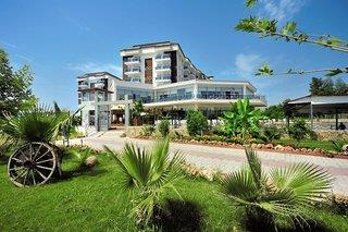 Hotel Cenger Beach Resort & Spa - Manavgat Strand (Side) - Türkei