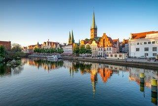 Hotel Vier Jahreszeiten Lübeck - Lübeck - Deutschland