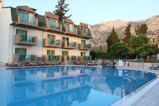 Hotel Batont Garden Resort - Türkei - Kemer & Beldibi