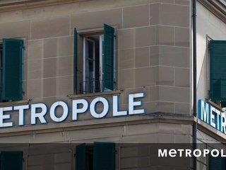 Hotel Metropole Swiss Quality Bern - Schweiz - Bern & Berner Oberland