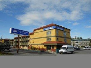 Hotel Americas Best Value Inn Anchorage - USA - Alaska