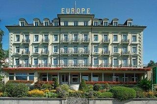 Grand Hotel Europe - Schweiz - Luzern & Aargau