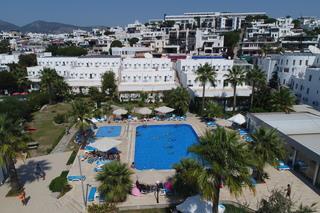 Hotel Nagi Beach - Türkei - Bodrum