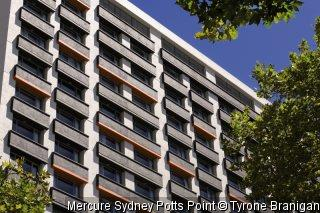 Hotel Mercure Sydney Potts Point