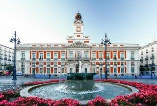 Hotel NH Palacio de Tepa - Spanien - Madrid & Umgebung