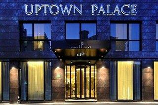 Hotel Uptown Palace - Italien - Aostatal & Piemont & Lombardei
