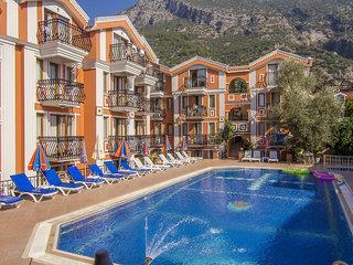 Hotel Magic Tulip Beach - Türkei - Dalyan - Dalaman - Fethiye - Ölüdeniz - Kas