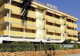 Hotel Esplanade Marina die Pietrasanta - Italien - Toskana