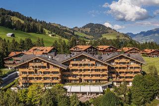 Golfhotel Les Hauts de Gstaad - Schweiz - Bern & Berner Oberland