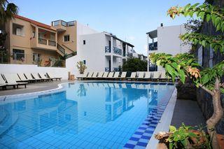 Hotel Mika Villas - Piskopiano - Griechenland