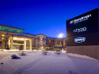 Sandman Hotel & Suites Winnipeg Airport - Kanada - Kanada: Manitoba