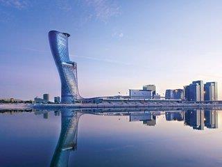 Hotel Hyatt Capital Gate - Vereinigte Arabische Emirate - Abu Dhabi