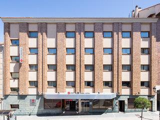Hotel Reina Isabel - Spanien - Zentral Spanien