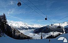 Italien, Südtirol, Mühlen in Taufers